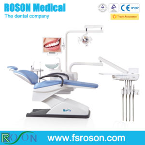 Left Hand Dental Unit, Dental Chair with Ce Marked pictures & photos