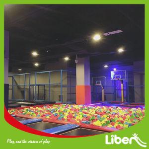 Big Foam Pit Area in Indoor Trampoline pictures & photos