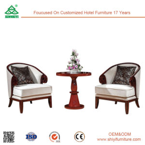 Antique American Style Hotel Leisure Chair New Classic Furniture for Villa pictures & photos