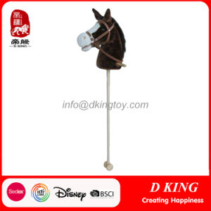 Black Stick Horse Toys for Children pictures & photos