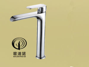 New Style Brass Single Handle Basin Tap & Faucet 70071-1 pictures & photos