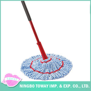 Cleaning Huose Dust Super Good Blue Cleaner Cloth Mop pictures & photos
