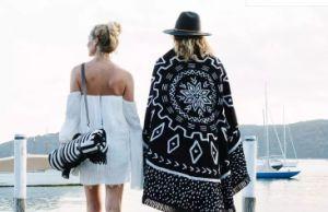 Circular Beach Towel Round Turkish Towel pictures & photos