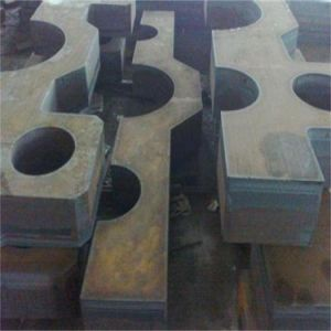 Customized Steel Plate Process/ Steel Cutting Laser Cutting Machine Parts pictures & photos