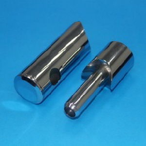 Aluminum Mechanical Parts for Line Laser /Laser Line Levelcylindrical pictures & photos