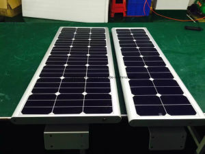 60W All in One Integerated Solar LED Street Lamp pictures & photos