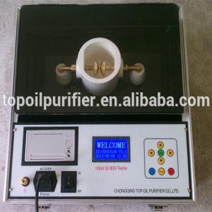 Fully Automatic Transformer Oil Portable Bdv Measuring Kit pictures & photos