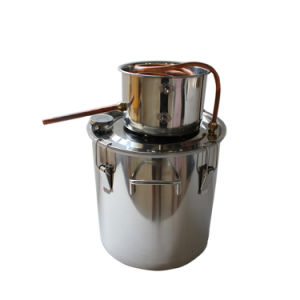 8liter/2gallon Kingsunshine Mini Distillation Column Home Alcohol Brew Kit pictures & photos