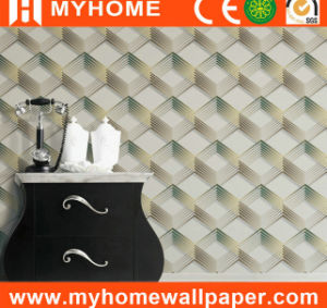 China Distributor PVC Embossing Wallpaper Wallcoverings Italy pictures & photos
