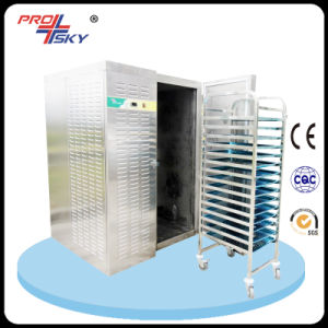 Blast Deep Freezer for Meat Fish Vegetable pictures & photos