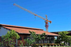 Sc200/200bz Frequency Conversion Building Lifting Machine Hoist pictures & photos