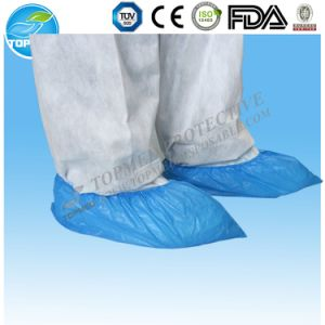 Disposable Shoe Cover, Anti-Slip Nonwoven Shoe Covers pictures & photos