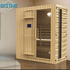 Home Steam Sauna Wood Types Room pictures & photos