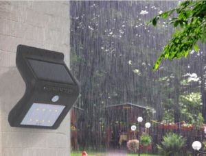 Solar Sensor Wall Light 16LED (KS-18002) pictures & photos