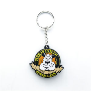 Soft PVC Key Chain Animal Protection Promotion Gift pictures & photos