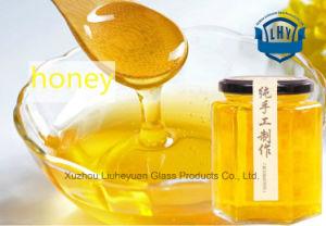 45ml-730ml Hexagonal Honey Jars, Jam Jars, Bird′s Nest Jars High-Grade Lead-Free Glass Jar pictures & photos