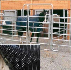 Cow Stall Rubber Mats, Cow Tiles Mat, Animal Flooring Mat pictures & photos