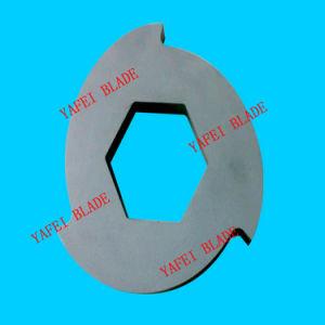 Crusher Shredder Blade for Shredding Granulating Recycling Plastics pictures & photos