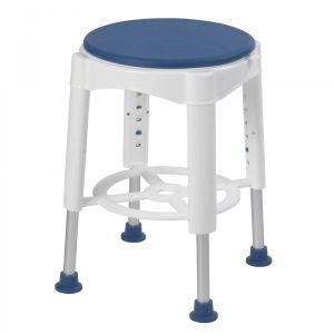 Portable Medical Aluminum Alloy Adjustable Folding Bath Shower Chair pictures & photos