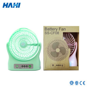 Portable Handheld Electrical Table Folding Mini USB Fan pictures & photos