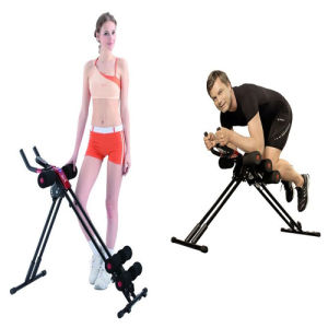 Wholesale PVC Climbing Machine Exercise Fitness Ab Trainer 6 Minutes Body Shaper pictures & photos