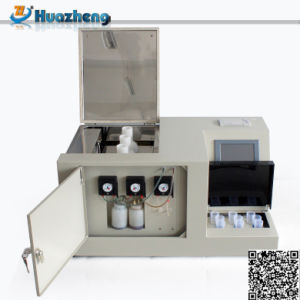 Huazheng Electric Testing Equipment Oil Acid Value Tester pictures & photos