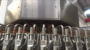 Newanstar Best Manufacturing of Filling Machine for Juice Drinks pictures & photos