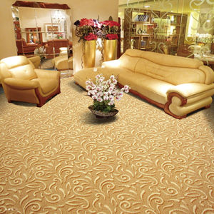 Saotome - Polypropylene Bcf Organic Wall to Wall Carpet pictures & photos