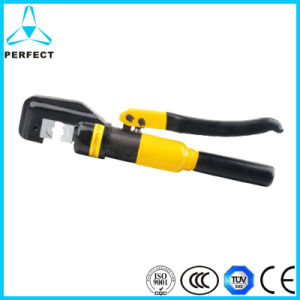Multi-Function Hydraulic Crimping Plier with Automatis Safety Set pictures & photos
