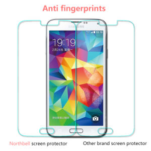 9h Explosion-Proof Mobile Accessories Screen Protector for Samsung Galaxy S5 pictures & photos