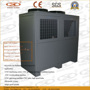 Hydraulic Station Oil Chiller for 110kw Motor pictures & photos