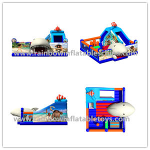 Inflatable New Style Funcity, Inflatables Forzen Funcity, Jumping Bouncer and Castle pictures & photos