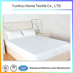 Custom Pattern Watterproof Jacquard Knitted Mattress Encasement with Quality Zipper pictures & photos