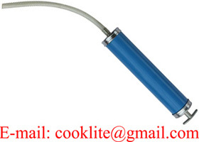 Gearbox Oil Suction & Filler Fluid Transfer Hand Pump Syringe Gun pictures & photos