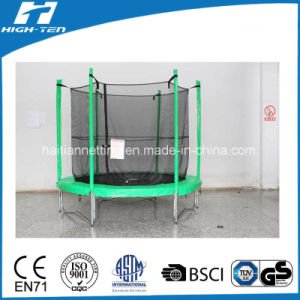12FT Big Simplified Round Trampoline with Safety Net pictures & photos