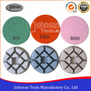 75mm Diamond Polishing Pad for Concrete pictures & photos