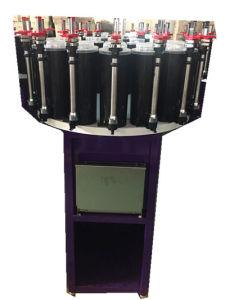 Purple Paint Manual Dispenser