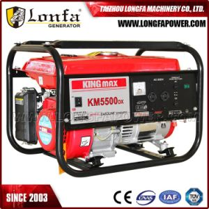 Kingmax Km5500dx Km5800dxe 2.2kw Gasoline Generator pictures & photos