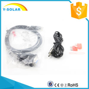MPPT 12V/24V Ys485 Computer Cable Solar Intelligent Controller Ys-20A/30A/40A/50A pictures & photos