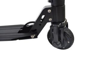 2017 New Carbon Fiber 8.8ah Kick Electric Scooter 158W pictures & photos
