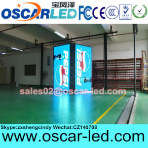 Hot Sale Outdoor Double Sided SMD P8 LED Display Sign for Advertisement