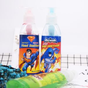 Superman Hand Sanitiser Moisturising Hands pictures & photos