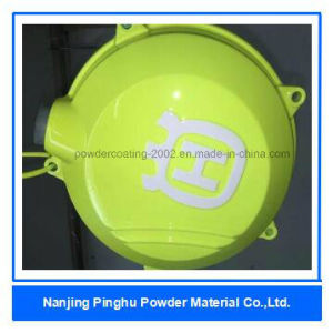 Neon Yellow Electrostatic Powder Coating and Paints pictures & photos