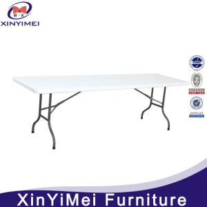 Wholesale Rectangular Outdoor Plastic Table pictures & photos