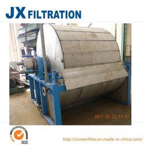 Scraper Type Rotary Vacuum Filter pictures & photos