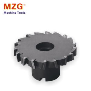 Side Edge Welding Tungstan Steel Rough Grooving Milling Blade pictures & photos