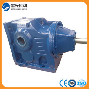 K Series Helical Bevel Gear Box pictures & photos