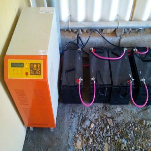 Solar Inverter Pure Sine Wave Three Phase and Single Phase 220V 230V 240V Built in MPPT Controller pictures & photos