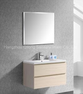 MDF Bathroom Vanity with Melamine Process pictures & photos