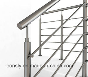 Well-Designed Cable Railing Handrial Balustrade Post System pictures & photos
